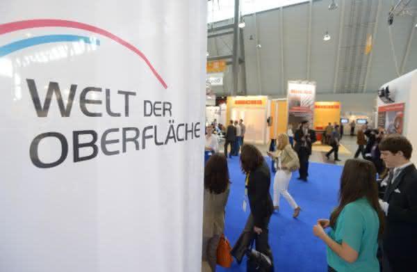 Fachmesse für Oberflächen und Schichten: O&S 2014 in Stuttgart gestartet