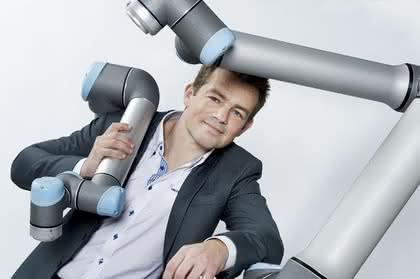 Kollmorgen treibt die Roboter von Universal Robots an: Bessere Motoren, mehr Möglichkeiten