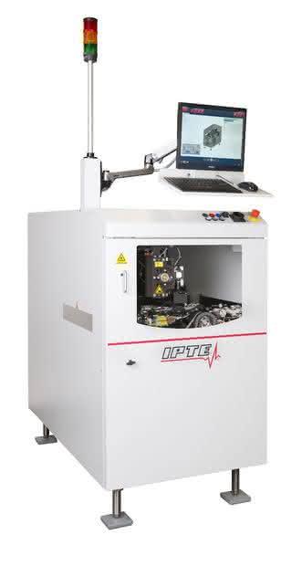 Lasermarkierung: Beidseitig lasern