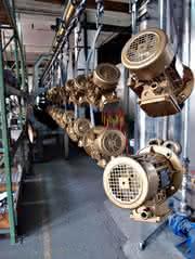 IE4-Motor vs. IE2-Motor: Neue Elektromotoren sparen drei Millionen kWh