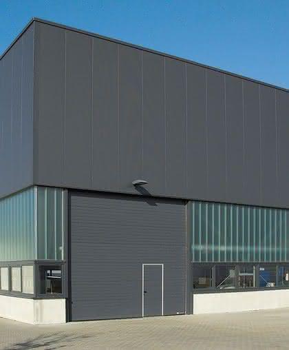 Industrietore: Bessere Wärmedämmung