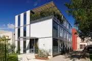 Interimsgebäude: Gebäude auf Zeit