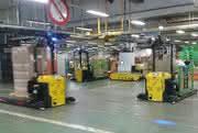 Honda fährt auf FTS ab:: Egemin mit Erweiterungsauftrag