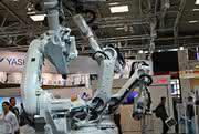 Die Roboterpopulation wächst weiter:: Die Produktion jagt den eigenen Rekord