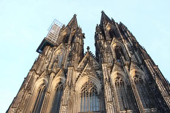 Mörtel nach Maß: Kleine Partikel erhalten den Kölner Dom