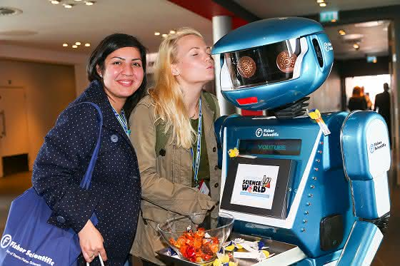 Science World 2014: Neue Kundenveranstaltung von Fisher Scientific