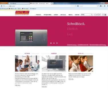 Relaunch des Internetauftritts: Digital-Zeit mit neuer Website