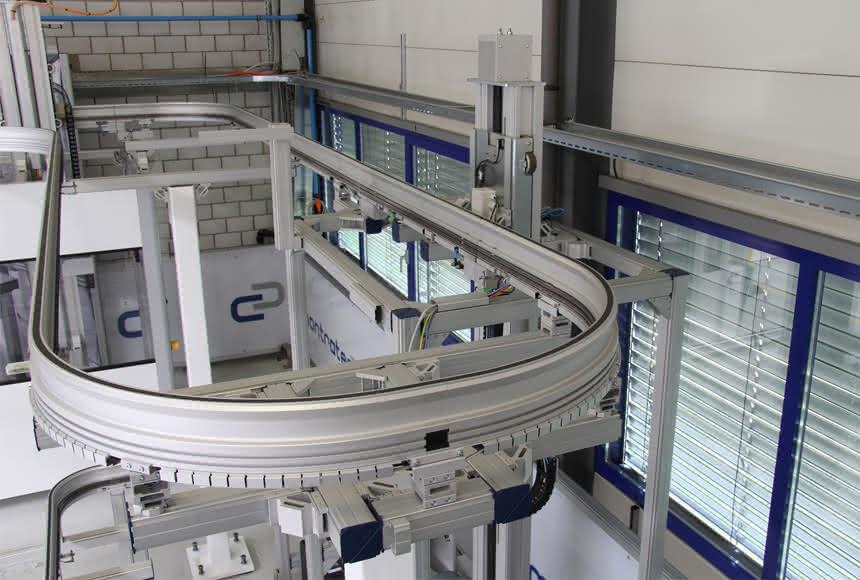 Schmid Group im Geschäft mit VW:: Kupplungsmontage geht auf Automatik