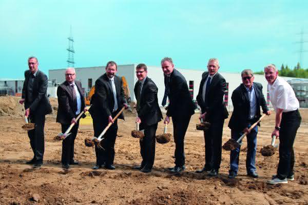 Weltweit größte Fabrik für PKD-Werkzeuge entsteht: Mapal erweitert Fertigung in Pforzheim