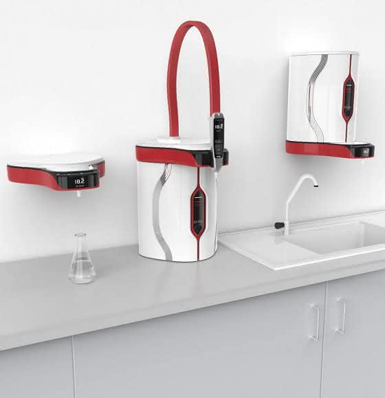 Laborwassersystem