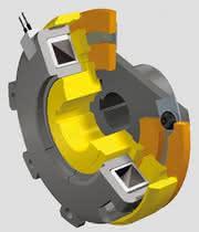 Elektromagnetkupplung: Hohe Drehmomentsicherheit bei geringer Reibarbeit