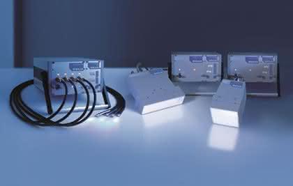 LED-Aushärtelampen: Für Prozesse mit lichthärtenden Klebstoffen