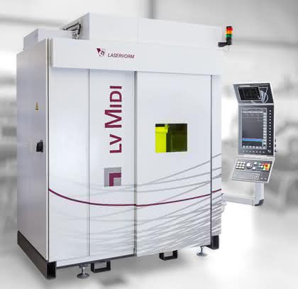 Laserbearbeitung: Laserquellen integrieren