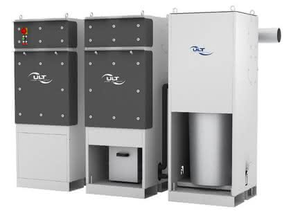 LAS 1500: Absaug-und Filtersystem für Laserbearbeitungsprozesse