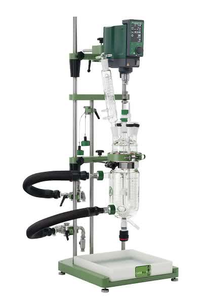 Kompakte Laborreaktoren: Für F & E bis Produktion