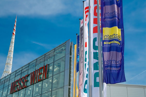 """Messe Wien: """"Intertool""""  - """"Schweissen"""" - """"Smart Automation Austria"""""""