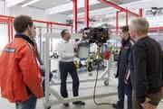 Europäisches Training Center in Dreieich: Konecranes schult in Kran- und Hebetechnik