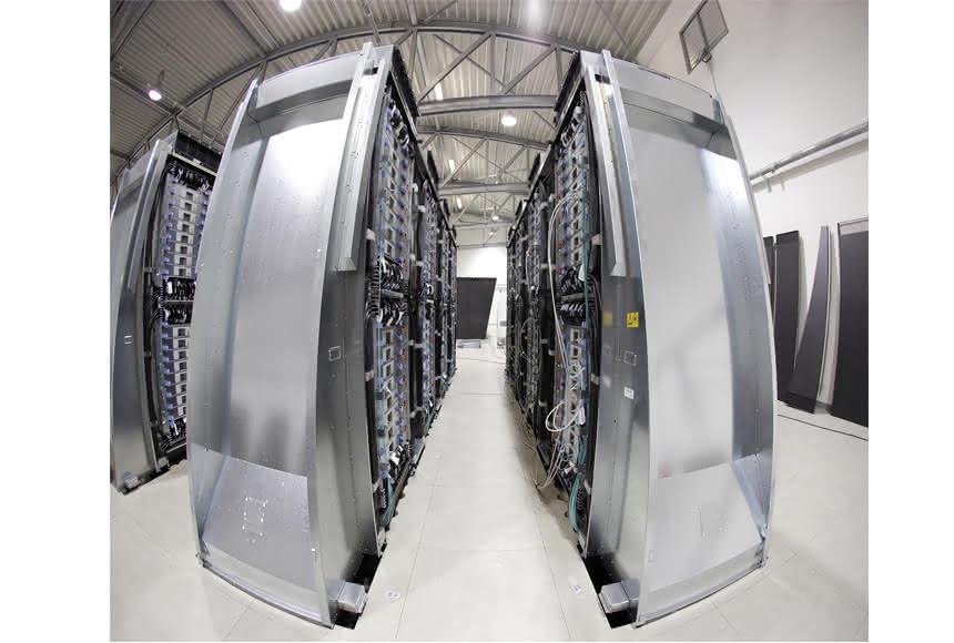 LFS von E+P ist IBM-tauglich: Lager in einheitlicher Umgebung