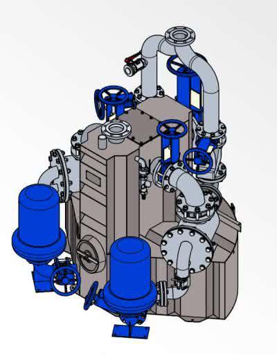 KSB auf der IFAT: (Ab-)Wasser transportieren und behandeln