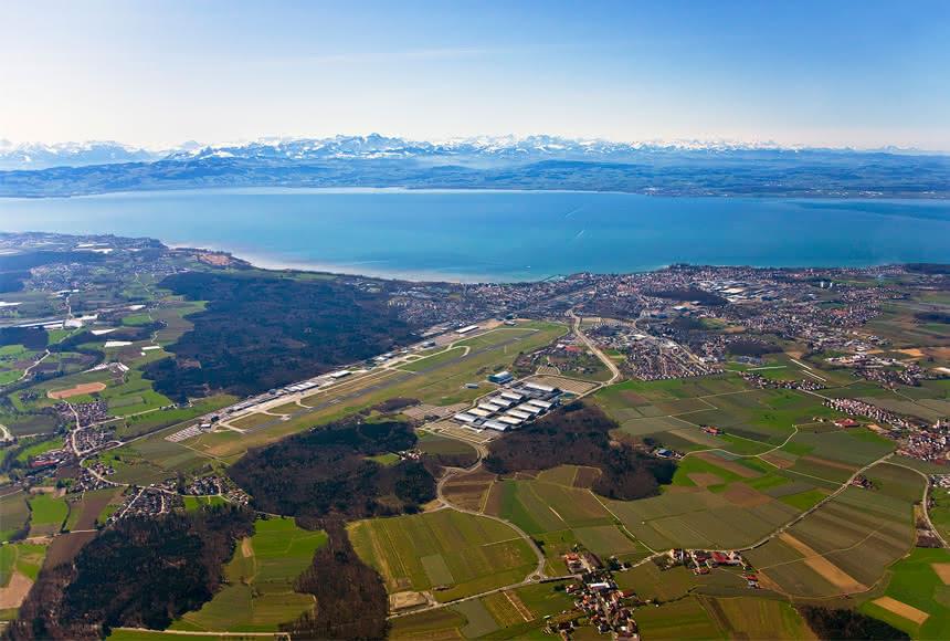 all about automation Friedrichshafen: Automatisierungsmesse am Bodensee