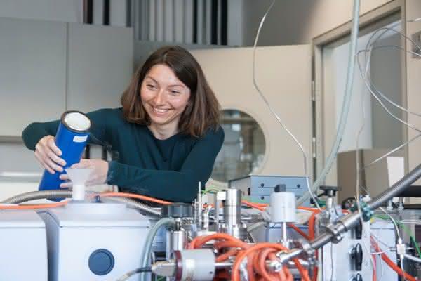 Katalysator- und Brennstoffzellenforschung: Wasserstoff aus Methanol für Brennstoffzellen