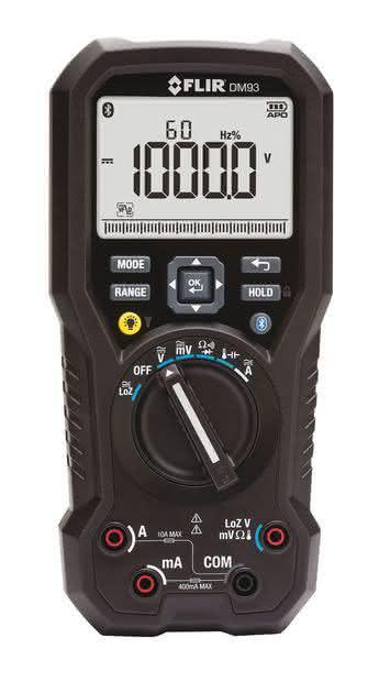 Flir Systems: Prüfer, Kameras und Messgeräte