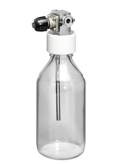 Mobile Flaschensysteme: Proben mobil entnehmen