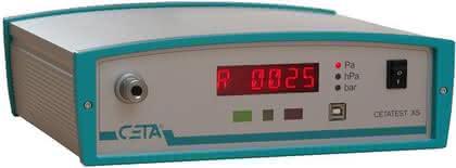Ceta Testsysteme: Druckluft als Prüfmedium