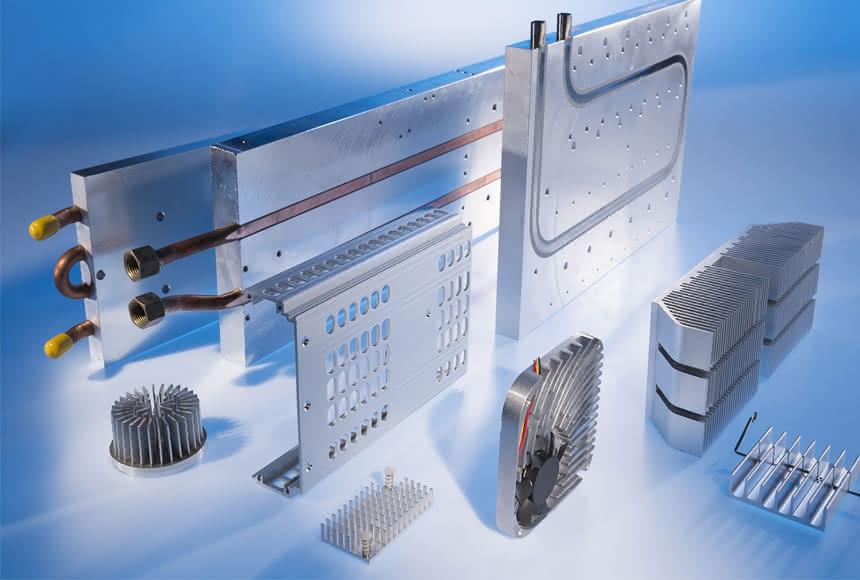 Umfirmierung bei Contrinex: Ehemalige Kühlkörpersparte jetzt unabhängiges Unternehmen