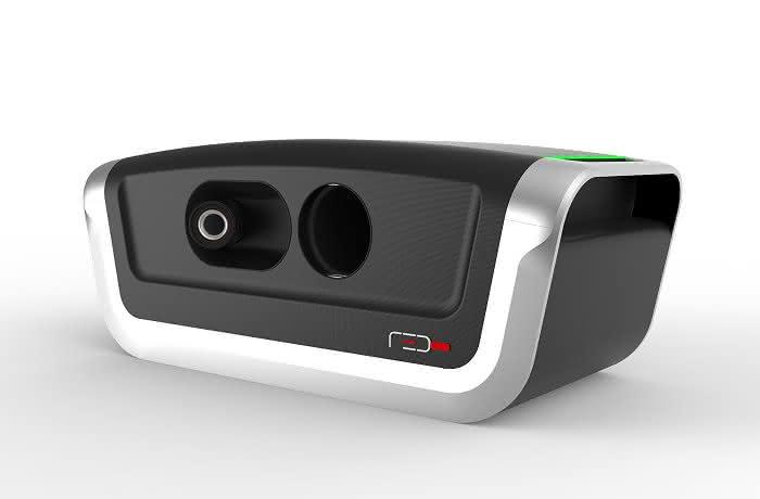 3D-Infrarot-Scanner R3D Scan