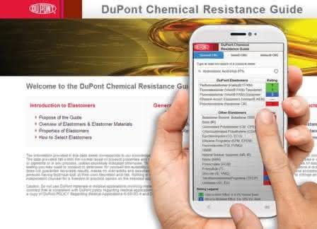 Chemical Resistance Guide: Ratgeber zur Auswahl von Elastomeren
