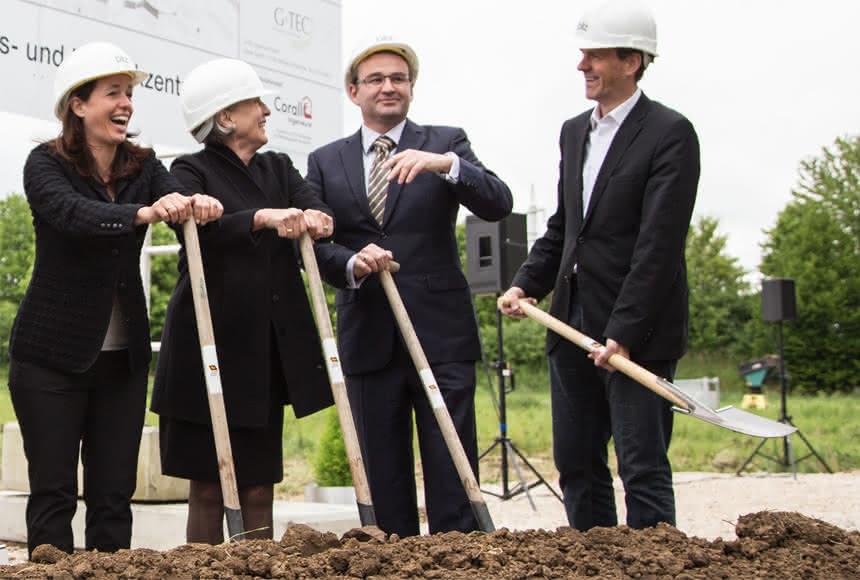 Automatisierungsanbieter investiert in Ostfildern: Bei Pilz rücken die Bagger an