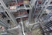Bosch setzt in Karlsruhe auf Vanderlande:: Generalunternehmer für Karton- und Behältersystem