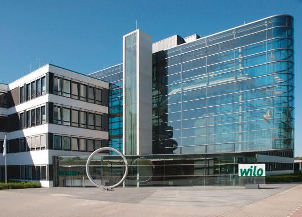 Rekordjahr Nummer vier für Dortmunder Pumpenspezialist: Wilo Gruppe steigert Umsatz und Gewinn