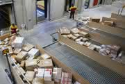 20 neue automatisierte Standorte pro Jahr: Deutsche Post sortiert mit Vanderlande