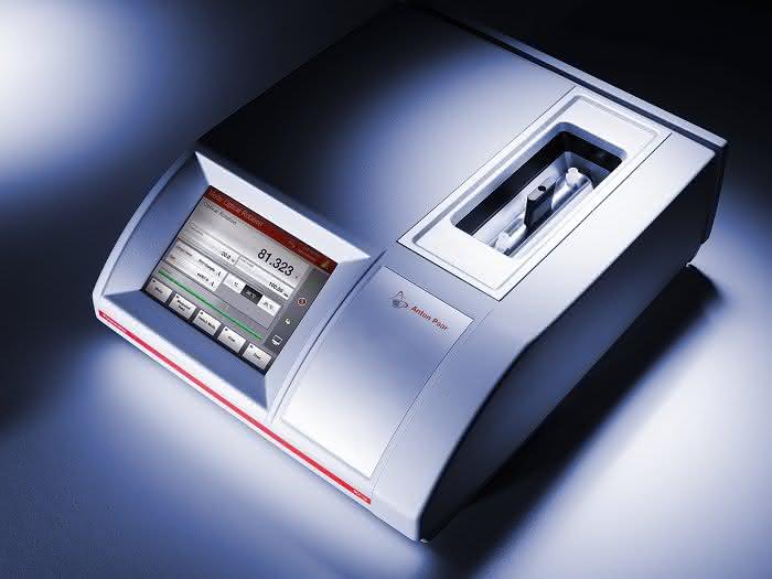 Neues Polarimeter: Ergebnisse auf Knopfdruck