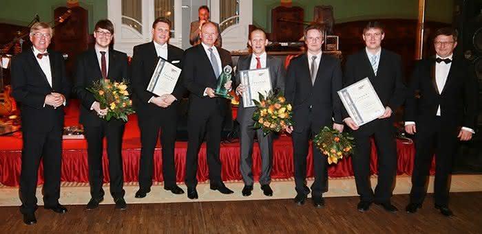 Auszeichnung auf dem Ball der Wirtschaft: SensoTech als Investor des Jahres geehrt