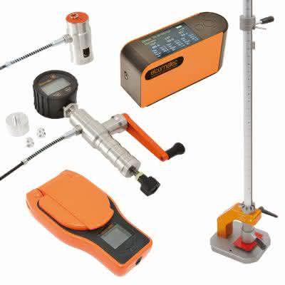Elcometer LTD: Innovative Geräte zur Qualitätskontrolle