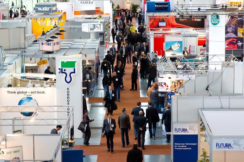 10 Prozent mehr Aussteller: Paintexpo in Karlsruhe eröffnet