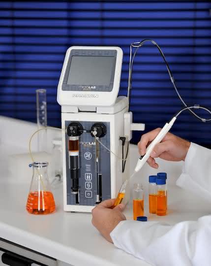 Neue Generation von Dilutern und Dispensern: Microlab® 600 für präzises, effizientes und flexibles Liquid Handling