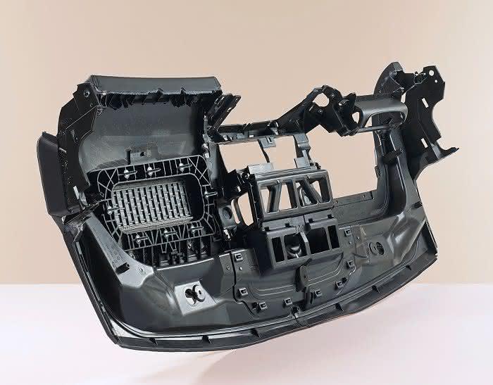 Jaguar F-Type Armaturenträger