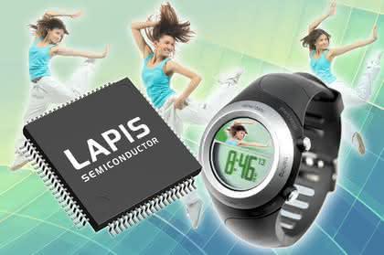 Mikrocontroller: Lange Betriebszeiten