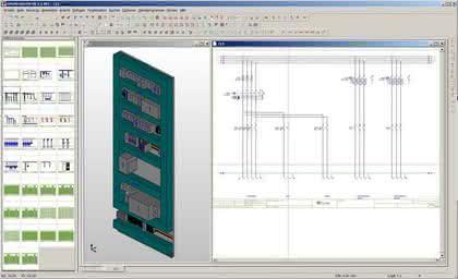 CAE/CAM, Schaltanlagenbau: Effizient konfiguriert