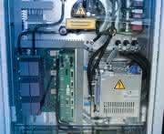 Einspeiseumrichter: Schnittstelle zum Stromnetz