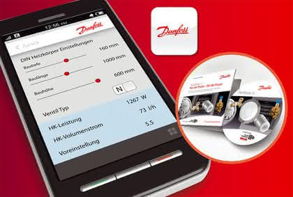 Hydraulischer Abgleich: Danfoss bietet Rundum-Sorglos-Paket