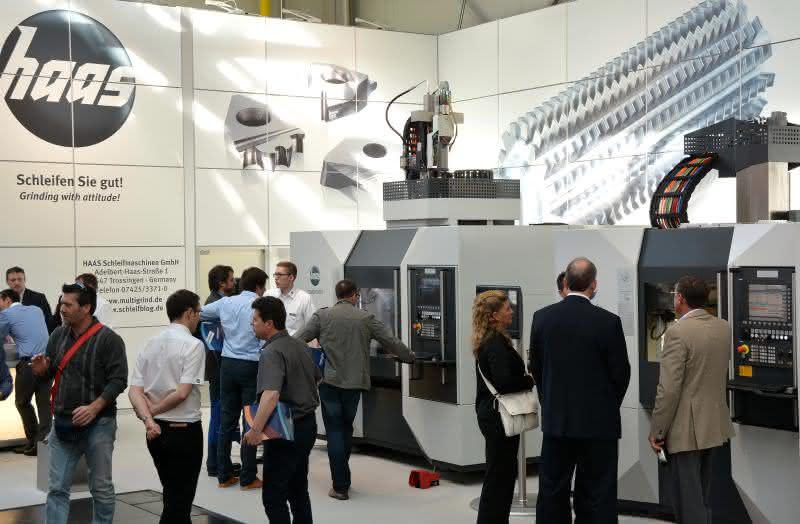Grindtec 2014: Großes Interesse an Schleifmaschinen