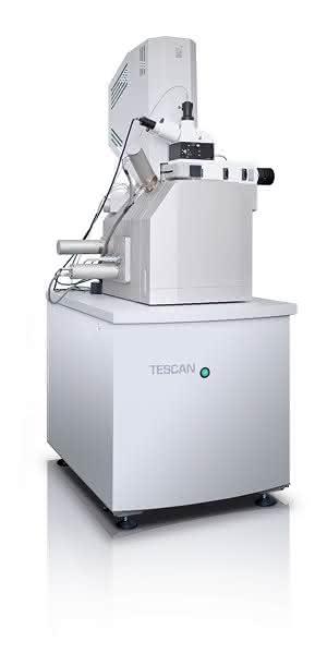 analytica-Neuheit: Korrelatives Raman-SEM-Mikroskop