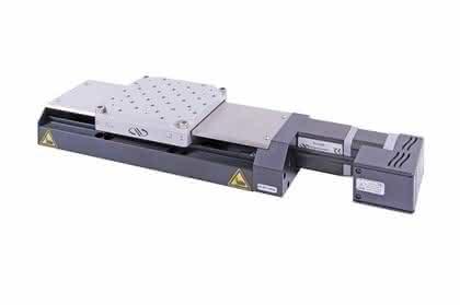 Linearpositionierer FCL: Verrückt optische Komponenten