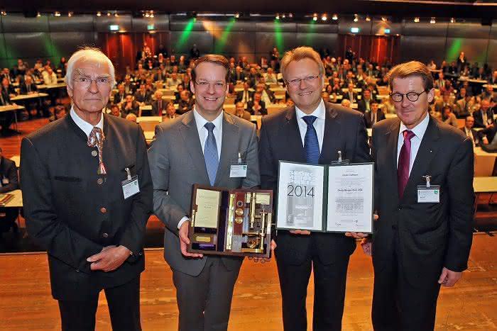 Georg-Menges-Preisverleihung 2014