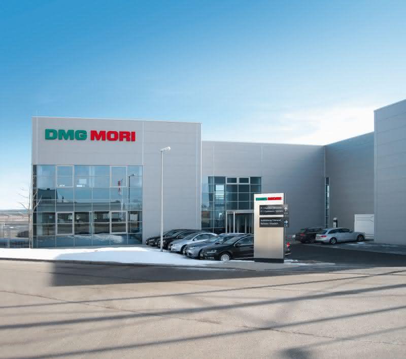 Grand Opening DMG MORI Berlin: Feierliche Neueröffnung am Standort Stollberg